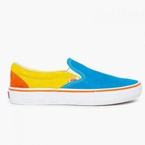 Vans x The Simpsons Slip-On Pro Sneakers